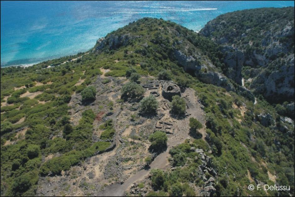 Il villaggio del Nuraghe Mannu (Foto: F. Delussu; www.ghivine.com)