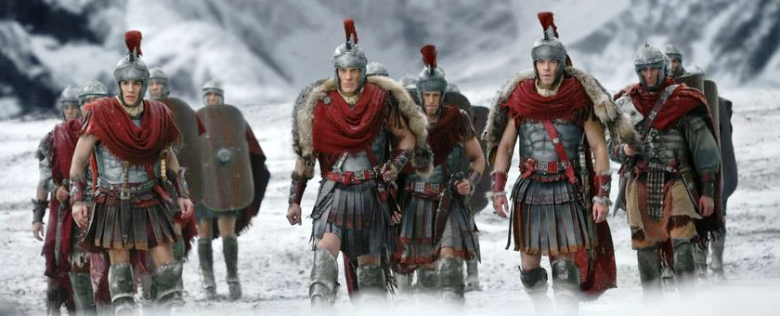 Soldati romani nella neve (vipfanauction.com)