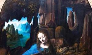"""""""La Vergine delle rocce"""" - Leonardo da Vinci (National Gallery of London)"""