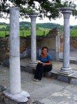 Visita alla villa galloromana di MontMaurin
