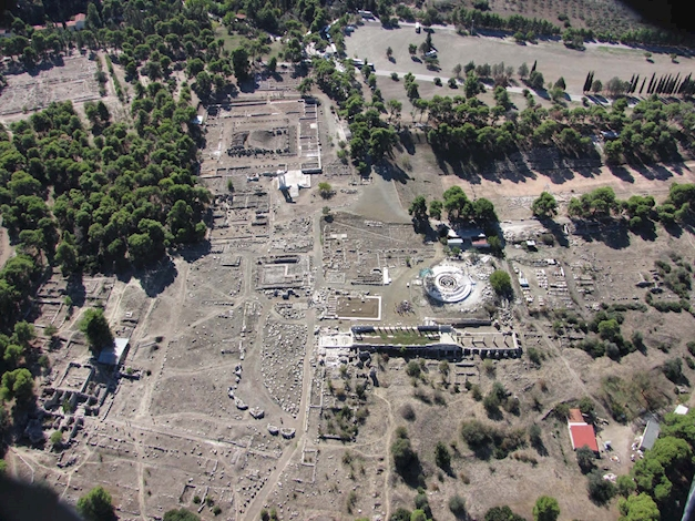 Asklepieion di Epidauro, Argolide (argolisculture.gr)
