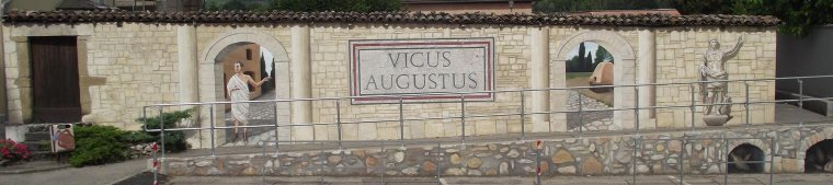 Aoste_VicusAugustus
