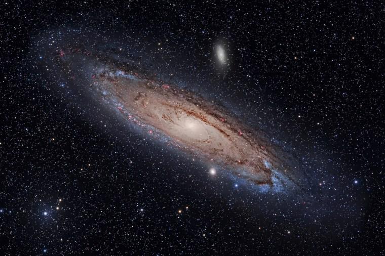 M31 in Andromeda