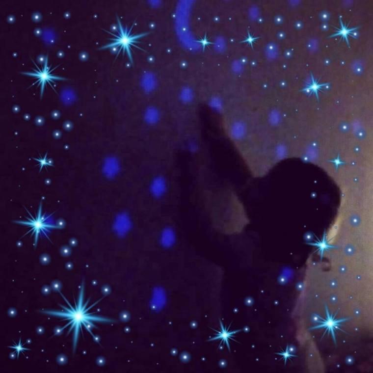 """Mia figlia Costanza e le """"sue"""" stelle"""