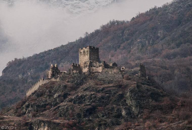 Il Castello di Cly (Foto di Emi Dattolo-LYTD11)