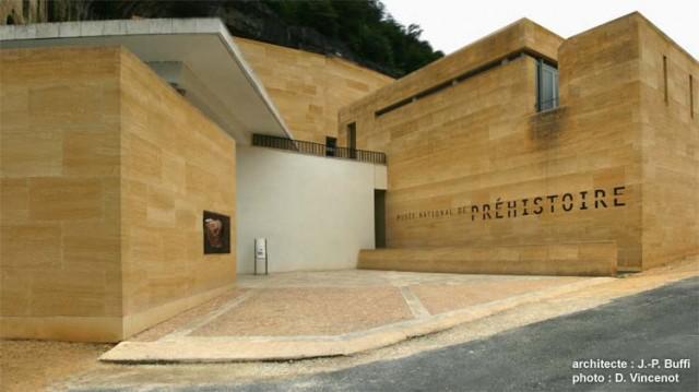 Musée de la Préhistoire. Les Eyzies-de-Tayac, Dordogna, Francia