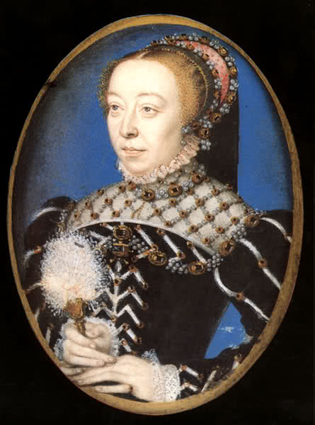 Caterina-de-Medici-e-il-suo-abito-vedovile