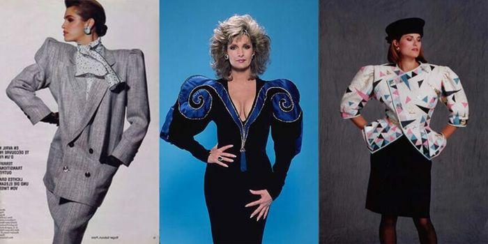 giacche anni 80