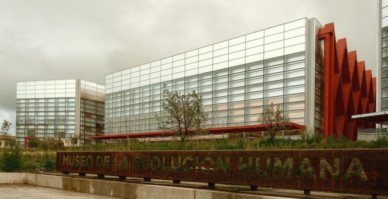 Museo de la Evolución Humana, Burgos, Spagna