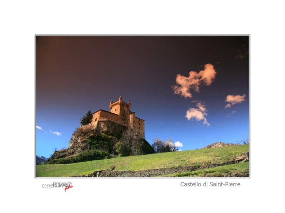 Castello di Saint-Pierre (Foto: Enrico Romanzi)