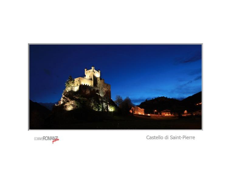 Castello-Saint-Pierre (Foto: Enrico Romanzi)