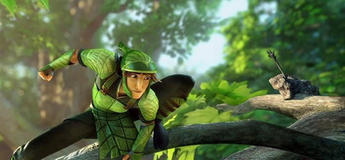 """Leafman (tratto dal film animato """"Epic. Il mondo segreto"""")"""