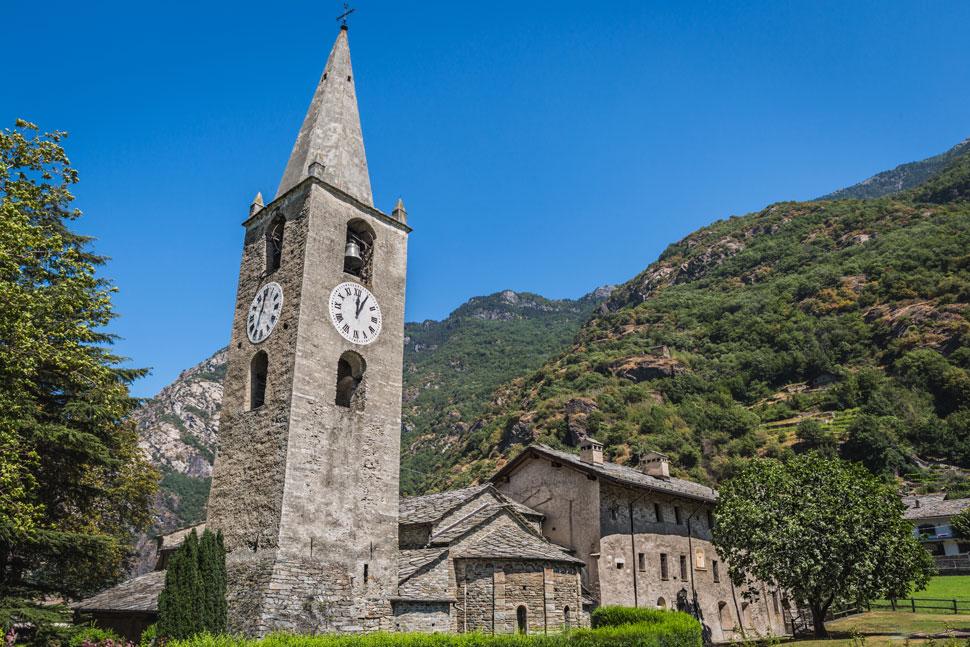 Chiesa parrocchiale di San Martino ad Arnad