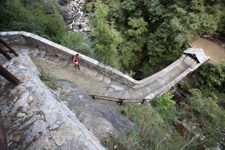 Il ponte di Moretta (E. Romanzi)