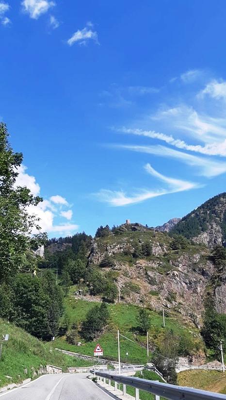 La Tornalla di Oyace (S. Bertarione)
