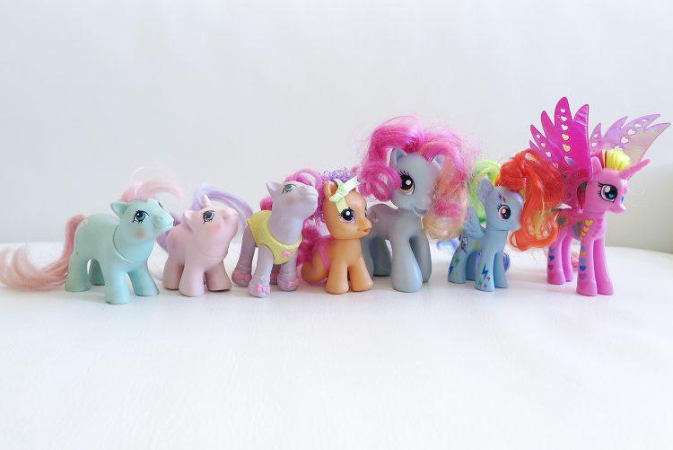 I mini pony!