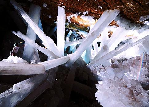 cristalli - MonteBianco montagna sacra