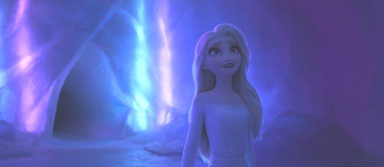 Frozen II - Elsa nel ghiacciaio di Ahtohallan