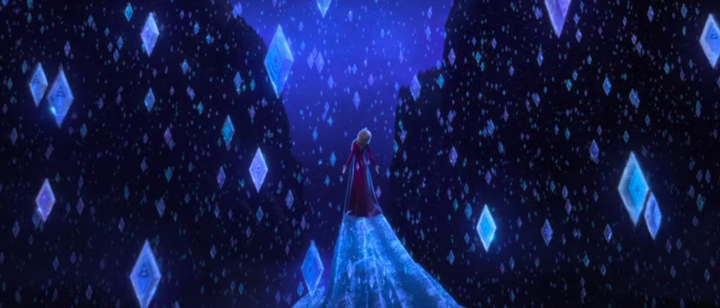 Frozen II - la pioggia di cristalli