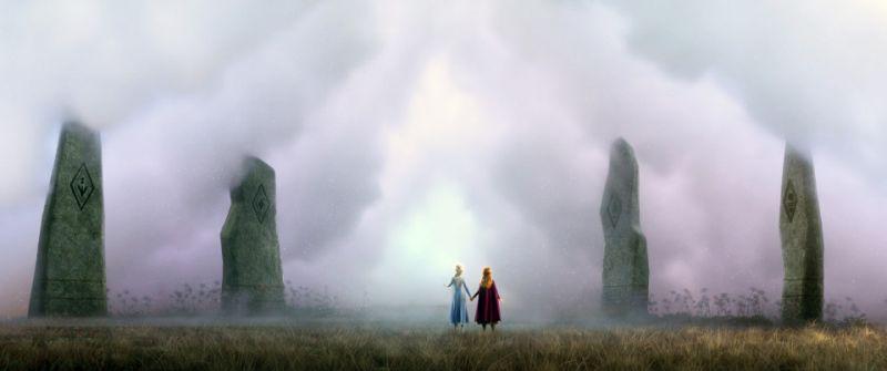 Frozen 2 -megaliti