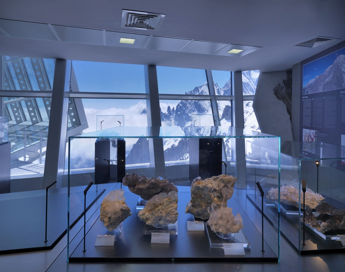 SkyWay-PuntaHelbronner-Sala dei Cristalli