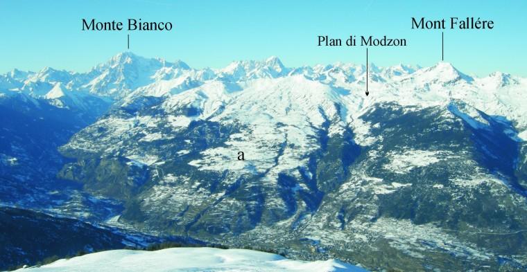 Localizzazione del Mont Fallère (settimanaterra.org)